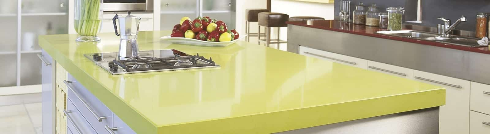 Corian Countertop Installation and Repair in Frederick, Maryland