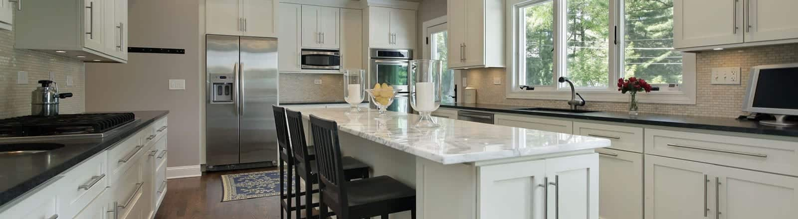 Designer Surfaces | Granite, Corian, Quartz Countertops